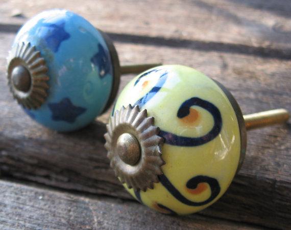 moroccan door knobs photo - 14