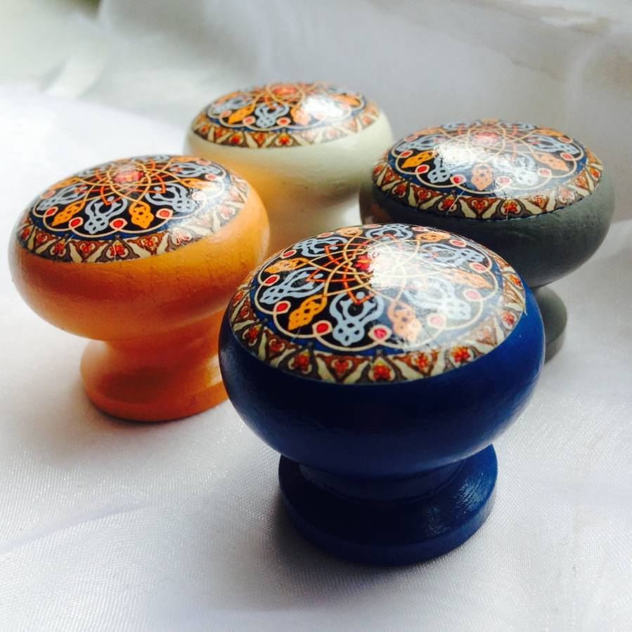 moroccan door knobs photo - 15