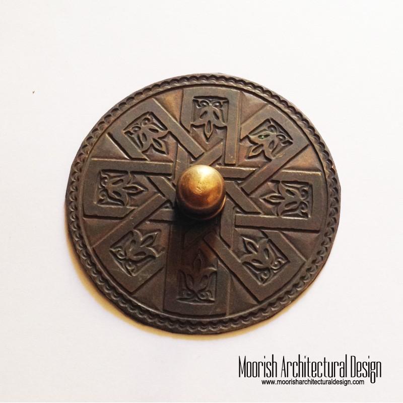 moroccan door knobs photo - 17