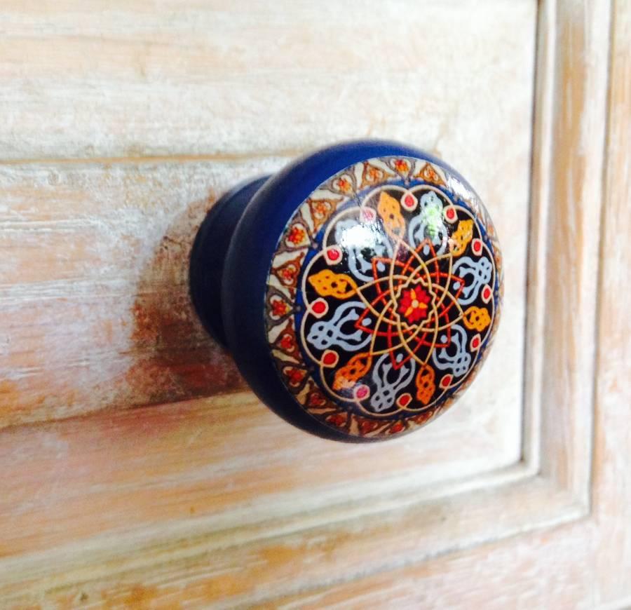 moroccan door knobs photo - 2