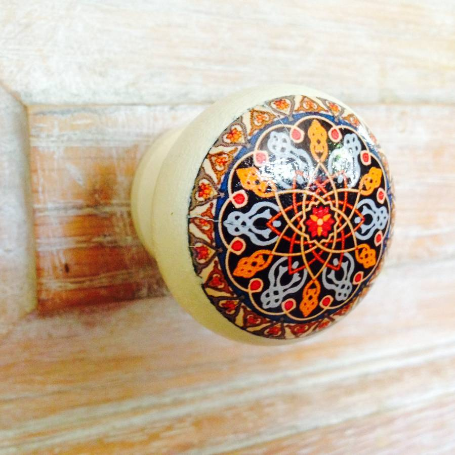 moroccan door knobs photo - 5