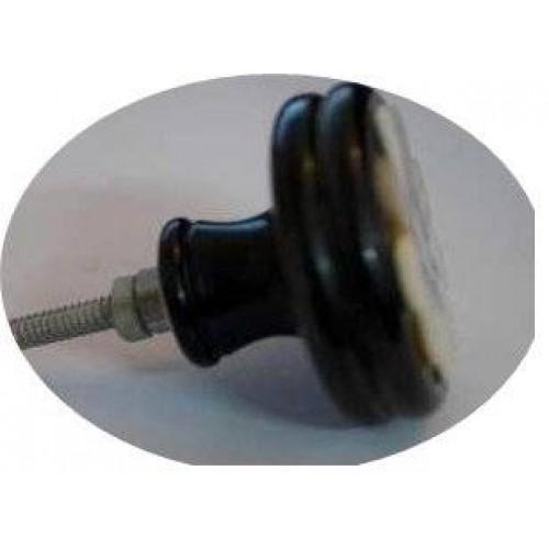 mother of pearl door knobs photo - 14