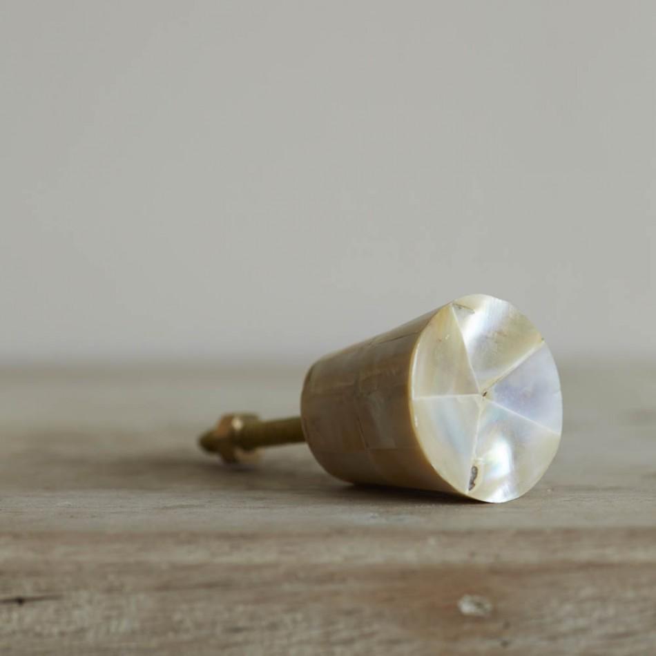 mother of pearl door knobs photo - 3