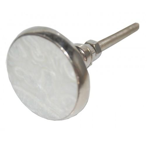 mother of pearl door knobs photo - 4