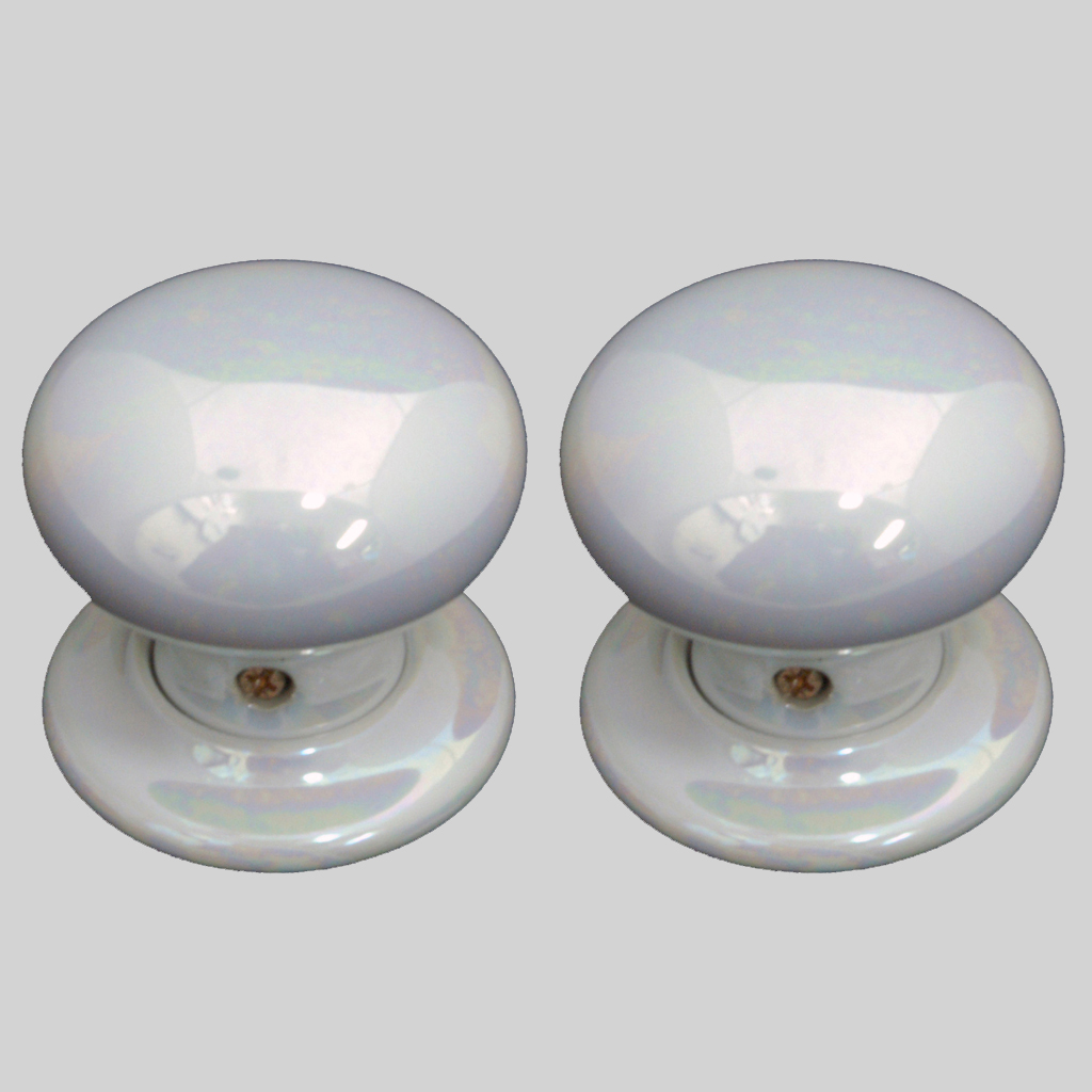 mother of pearl door knobs photo - 8