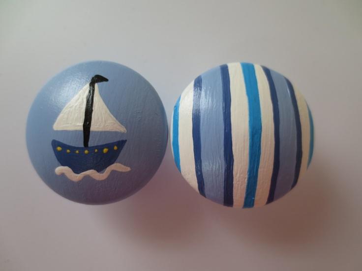 nautical door knobs photo - 12