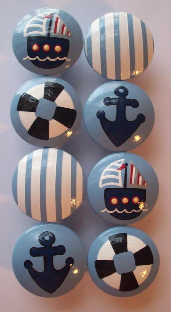 nautical door knobs photo - 2