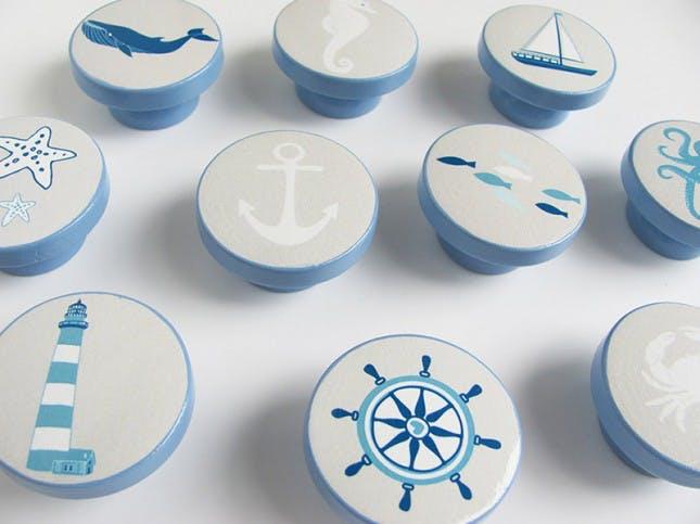 nautical door knobs photo - 7