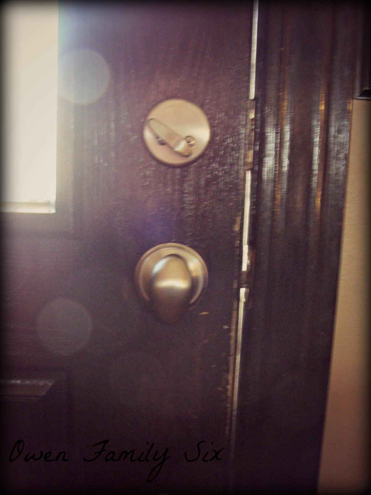 new door knob photo - 12