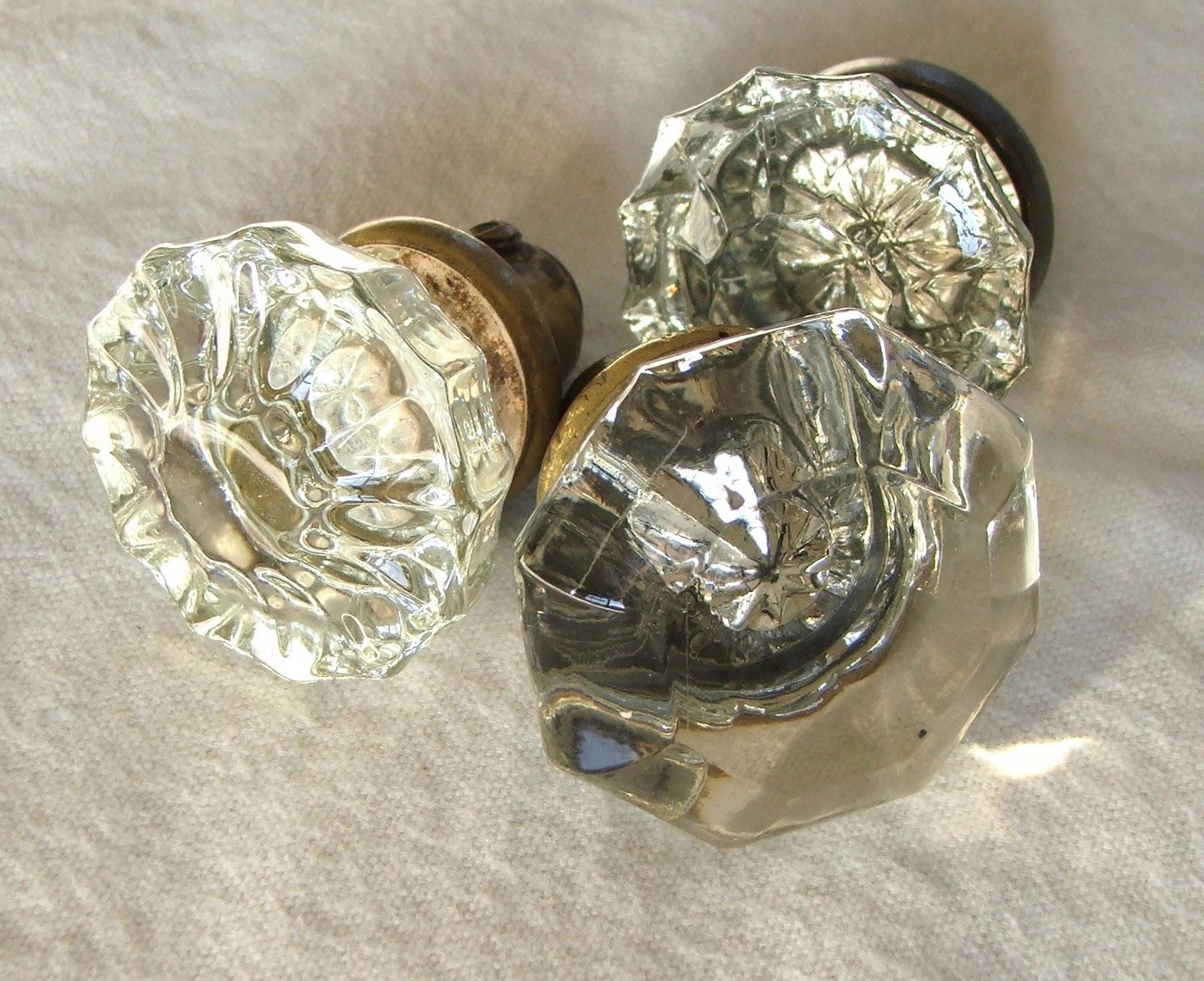 new glass door knobs photo - 4