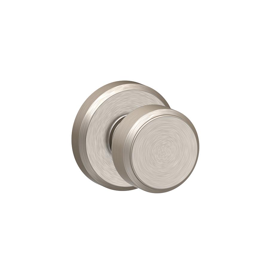 nickel door knob photo - 16