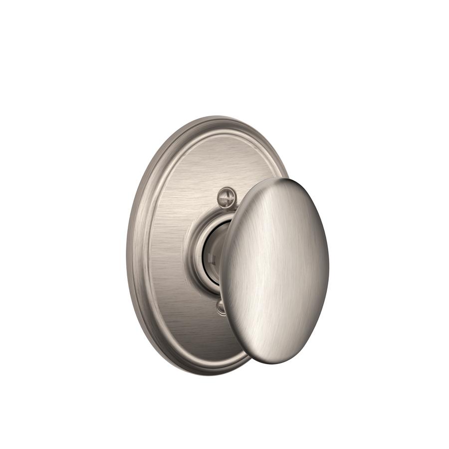 nickel door knob photo - 17