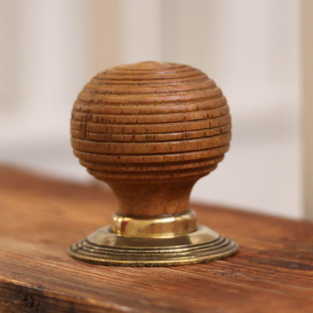 oak door knobs photo - 5