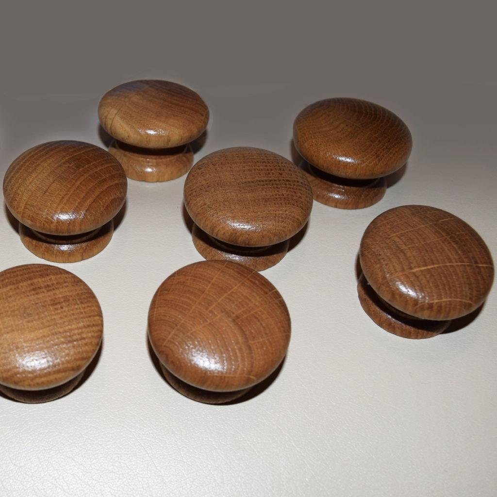 oak kitchen door knobs photo - 17