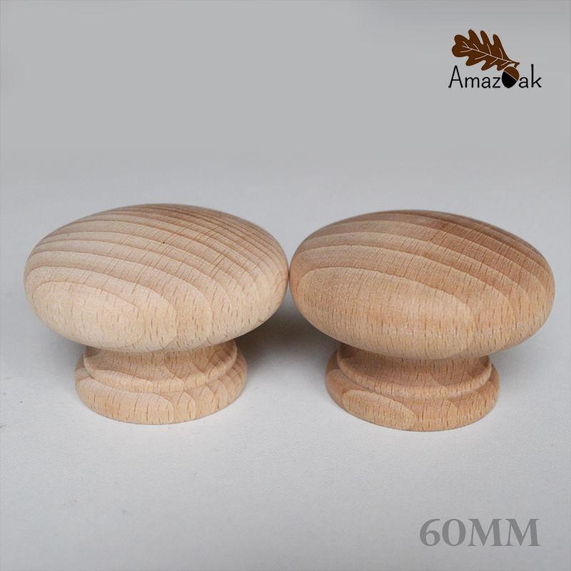 oak kitchen door knobs photo - 8