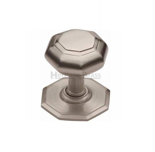 octagonal door knob photo - 11