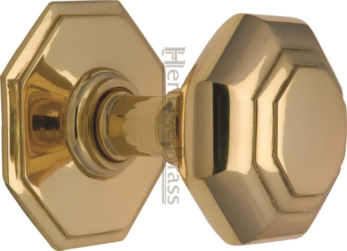 octagonal door knob photo - 20