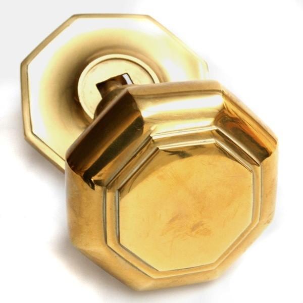 octagonal door knob photo - 7