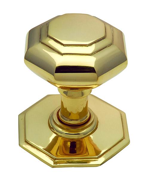 octagonal door knob photo - 8