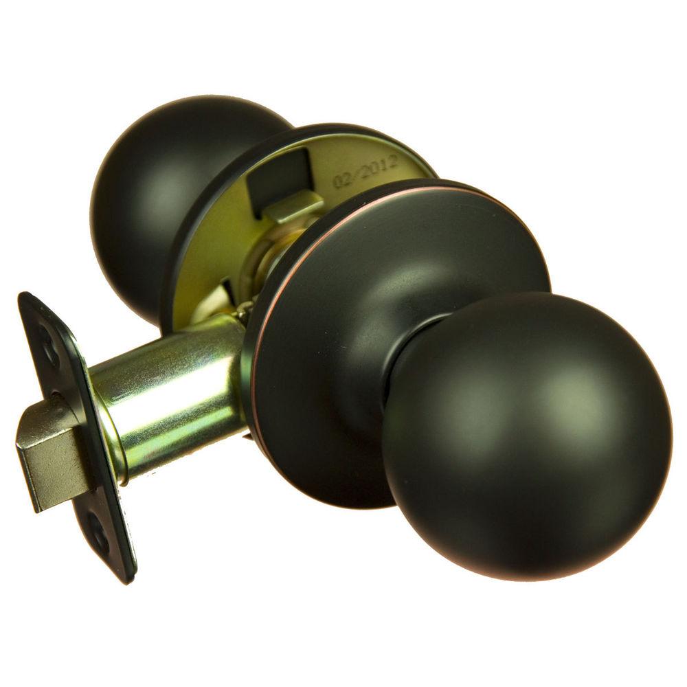 oil rubbed door knobs photo - 18