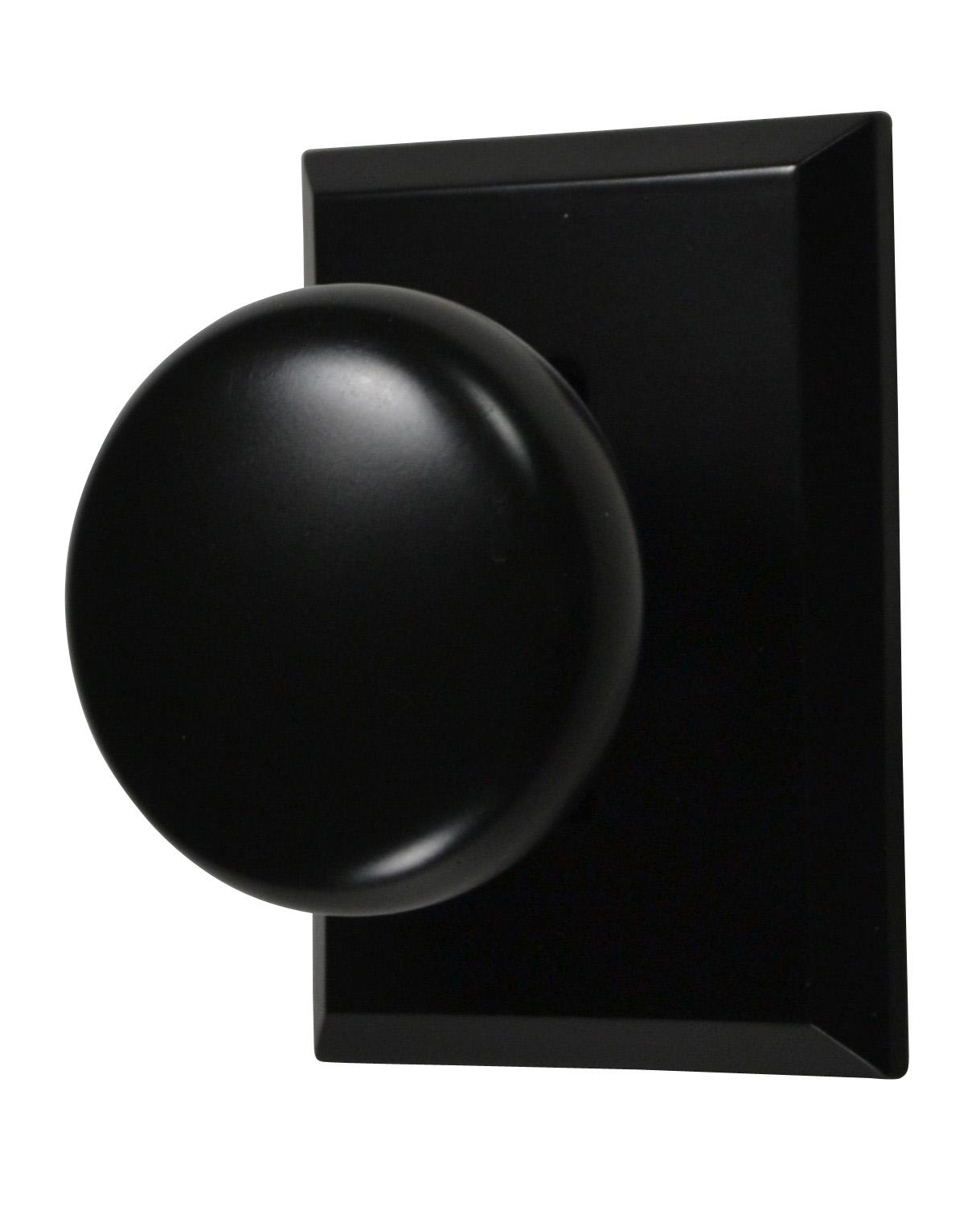 oiled bronze door knobs photo - 13