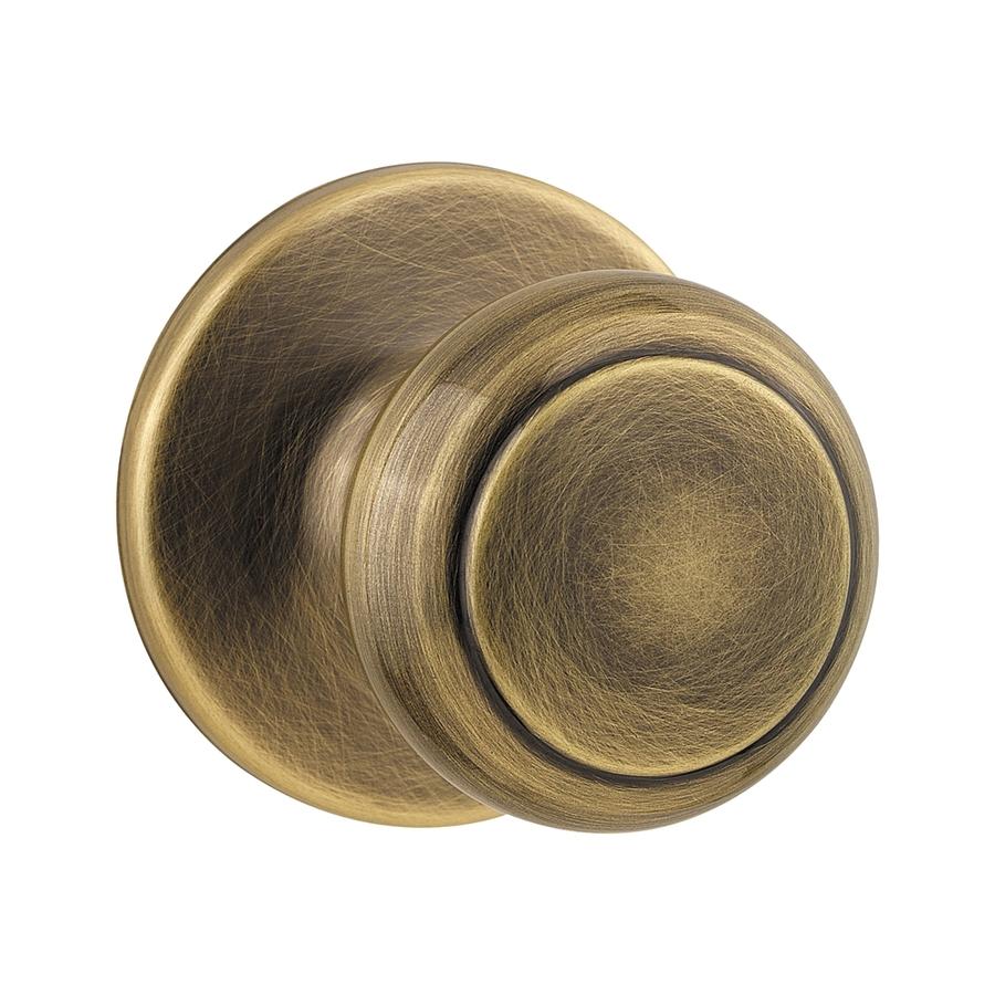 old brass door knobs photo - 17