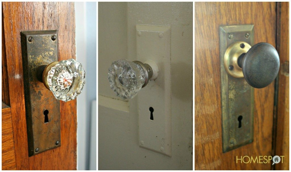 old fashioned door knobs photo - 11