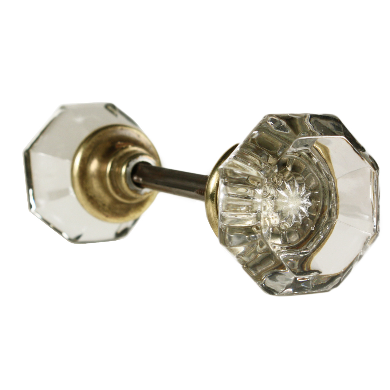 old glass door knobs for sale photo - 13