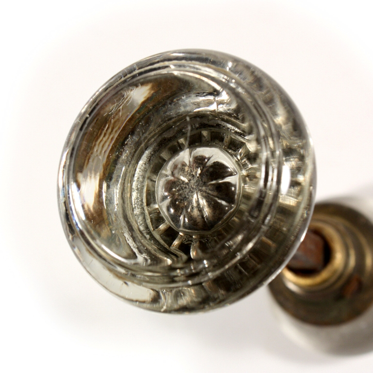old glass door knobs for sale photo - 7
