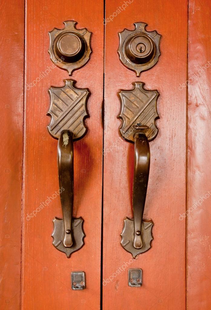 old style door knobs photo - 17