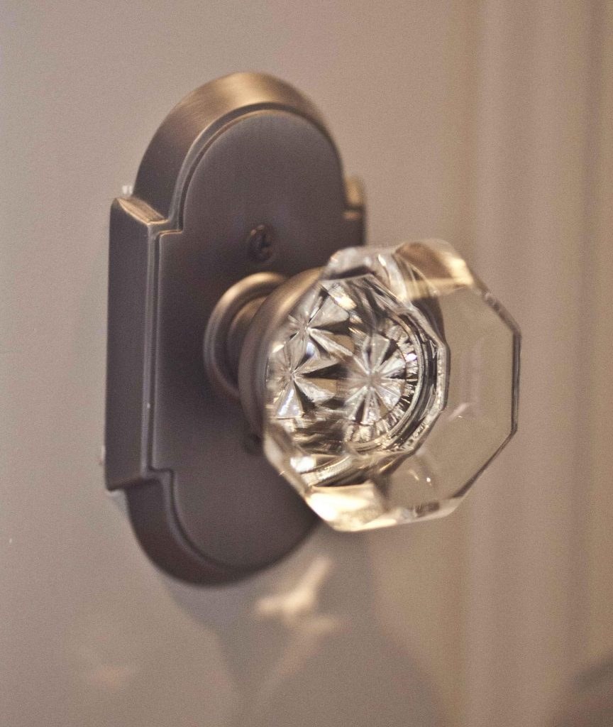 old style door knobs photo - 4