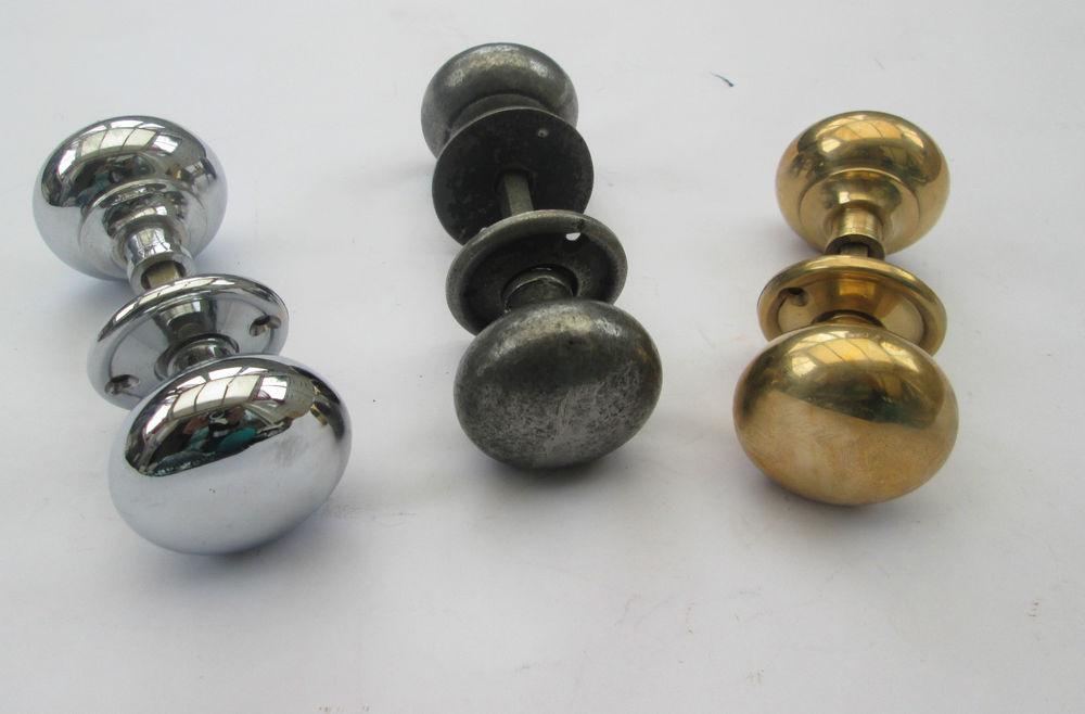old style door knobs photo - 7