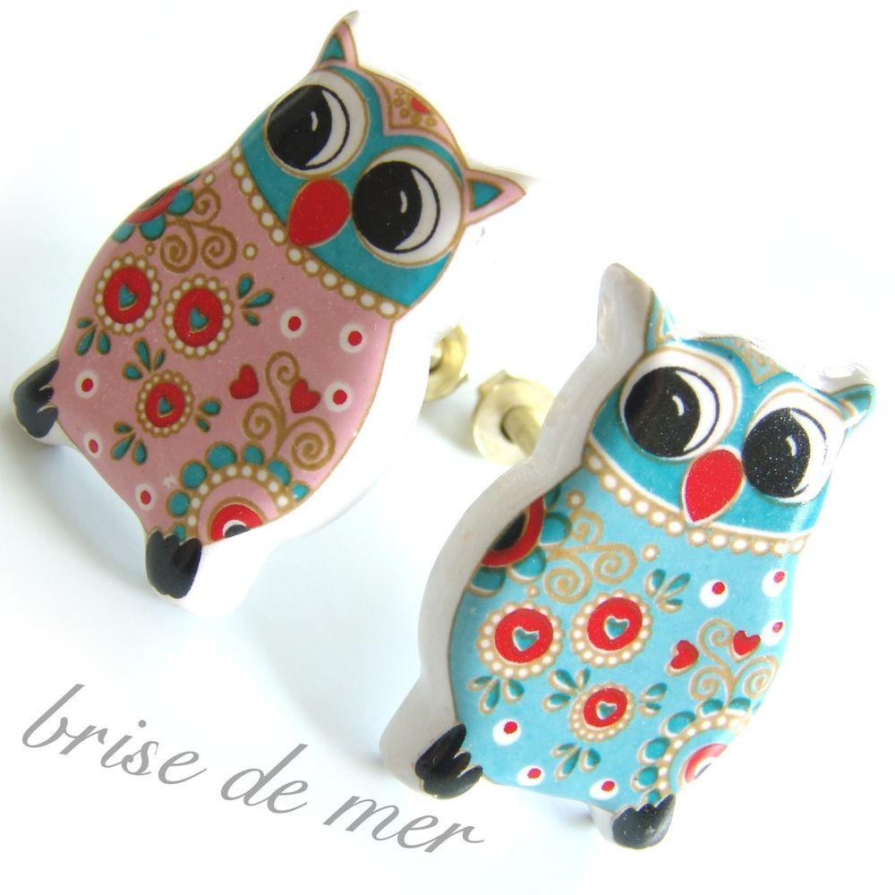 owl door knobs photo - 11