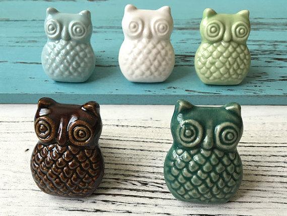 owl door knobs photo - 13