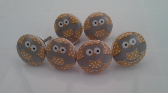 owl door knobs photo - 14