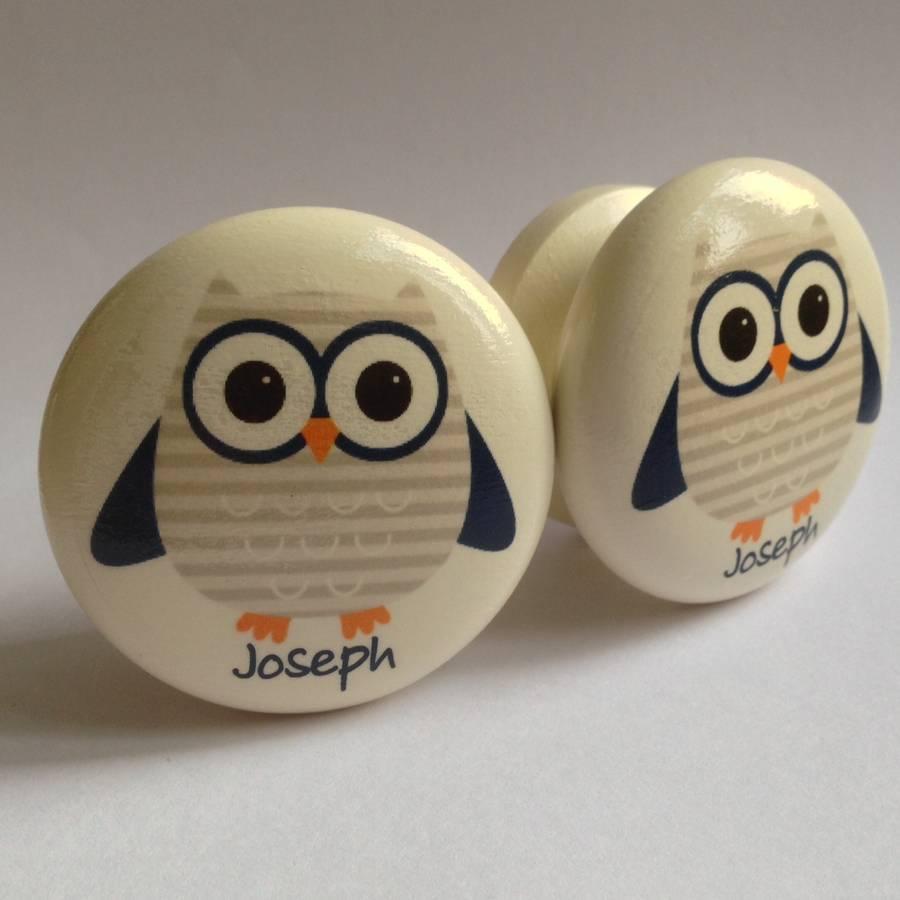 owl door knobs photo - 20