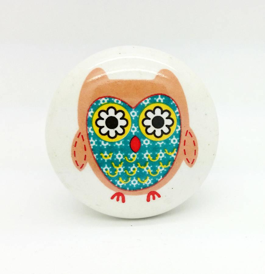owl door knobs photo - 7