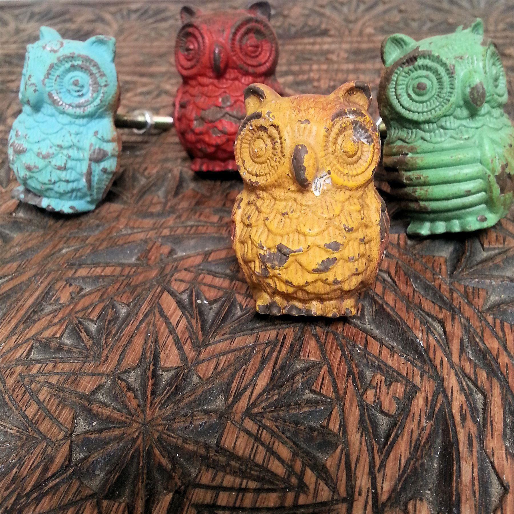 owl door knobs photo - 9