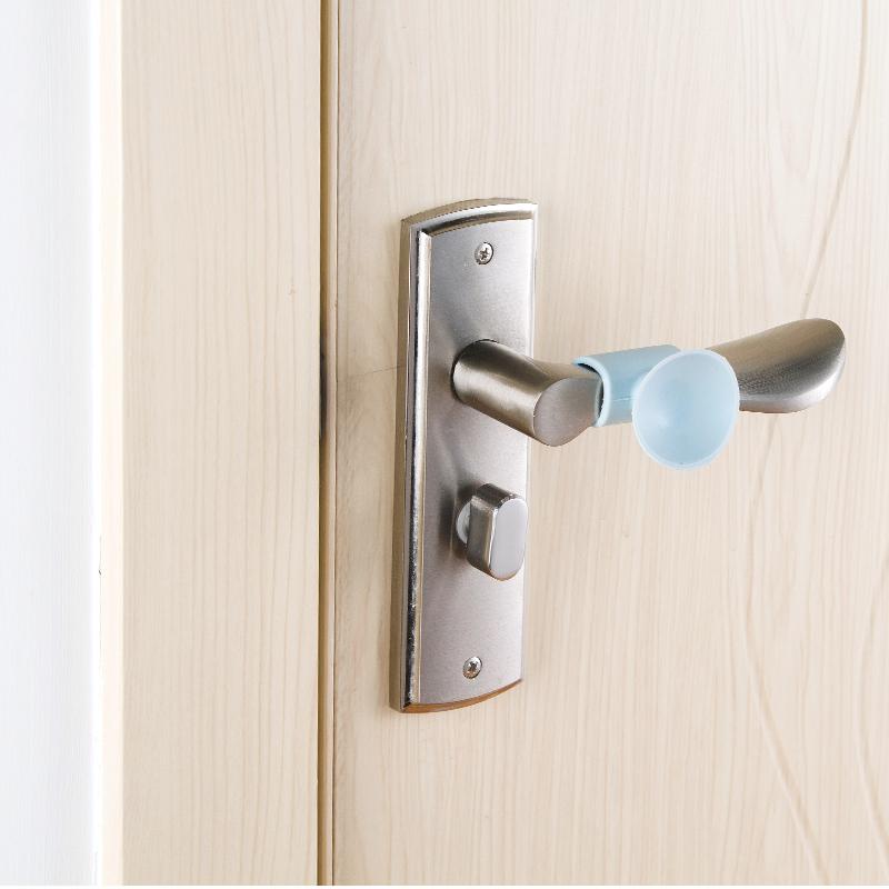 padded door knob covers photo - 11