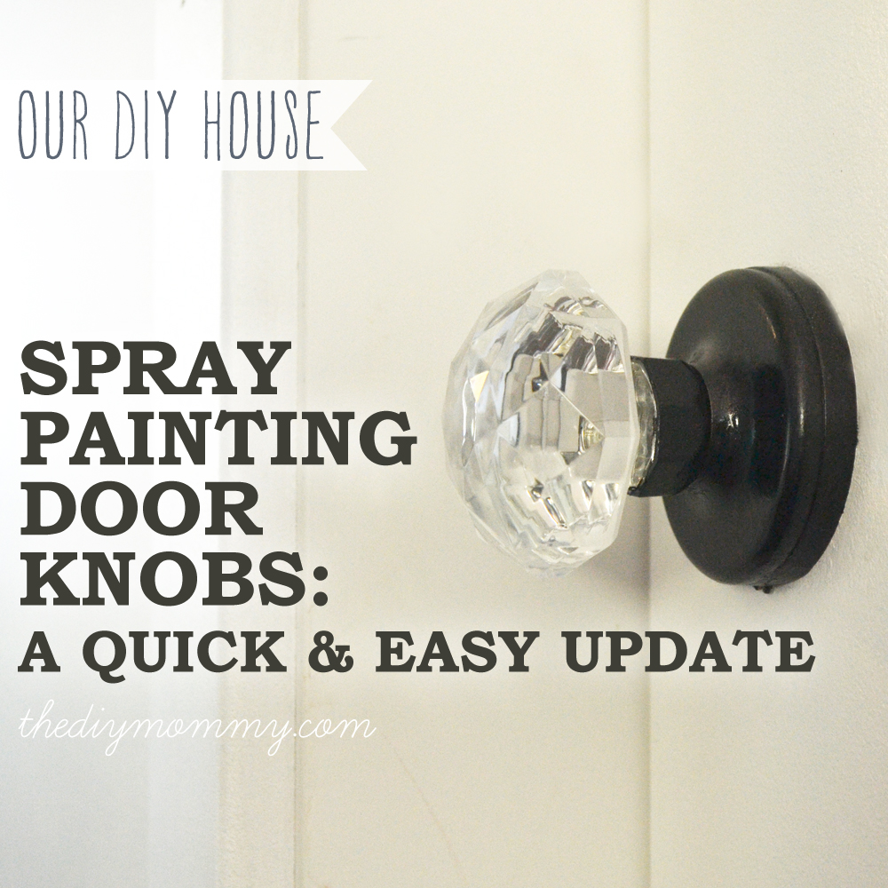 painting door knobs photo - 18