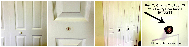 pantry door knobs photo - 13