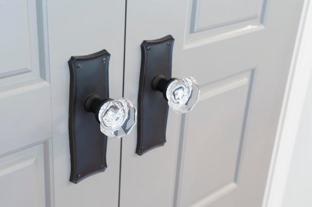 pantry door knobs photo - 18