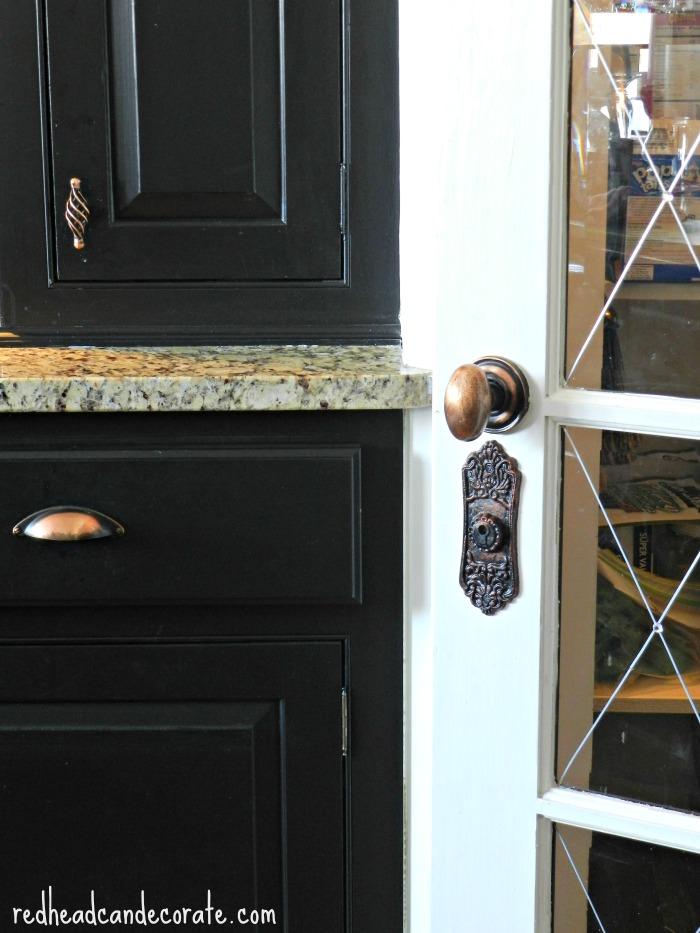 pantry door knobs photo - 9