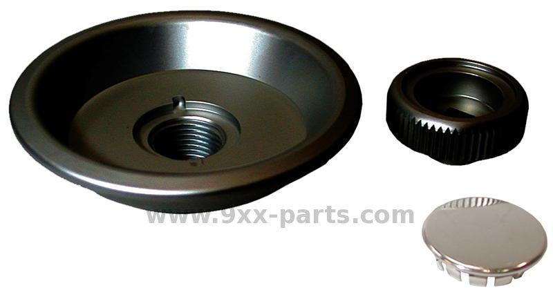 parts of a door knob set photo - 10