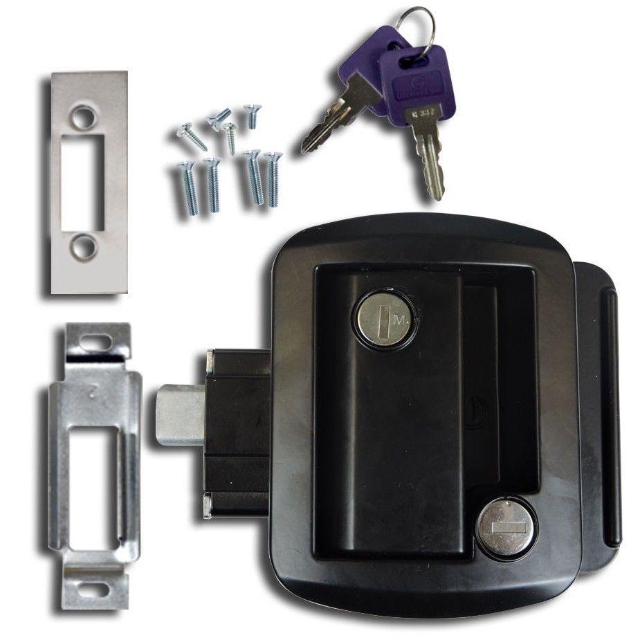 parts of a door knob set photo - 2
