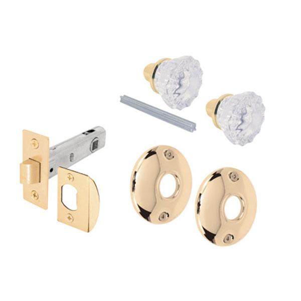 parts of a door knob set photo - 5