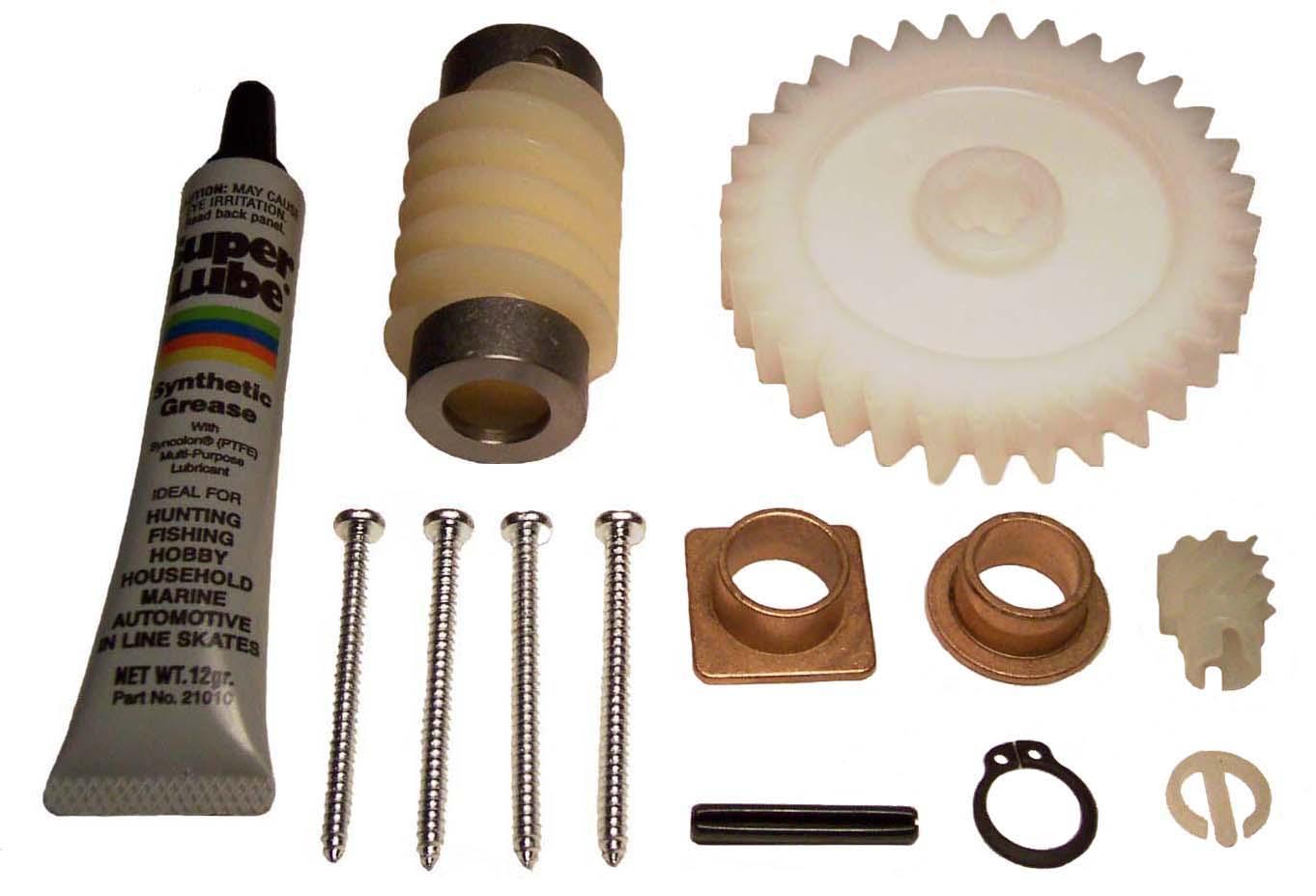 parts of a door knob set photo - 6