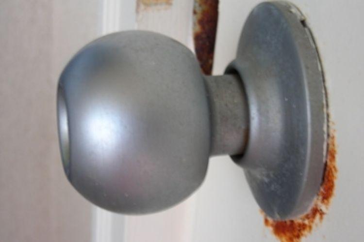 parts of door knob photo - 15