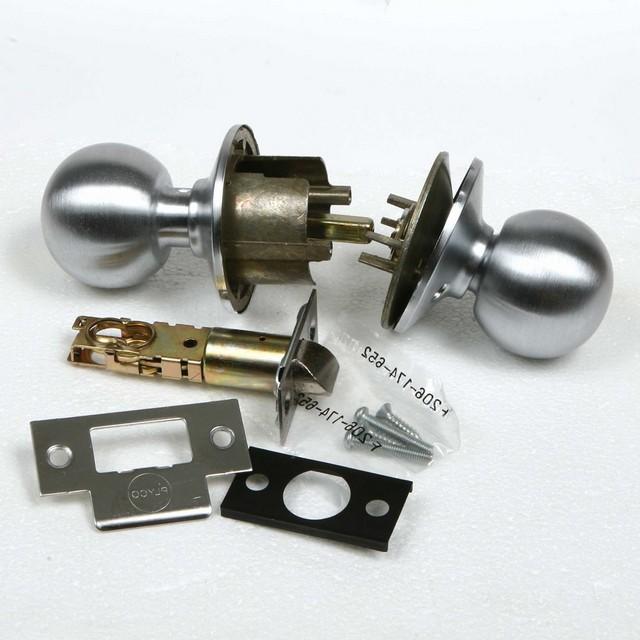 parts to a door knob photo - 13