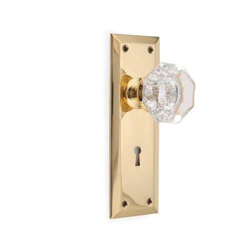 passage door knob set photo - 18